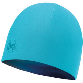 Buff Microfiber Reversible Hat Reflective-Luminance Multi-Scuba Blue